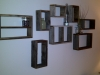 Custom Decorative Shelves